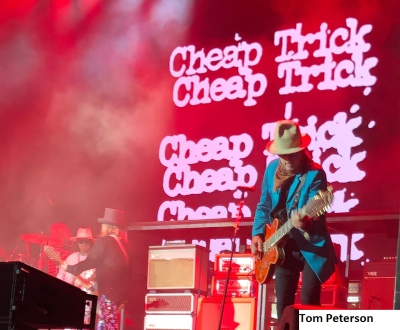 Cheap Trick 6 MGKcookout 250