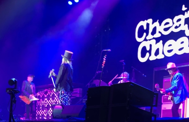 Cheap Trick 9 MGKcookout 247