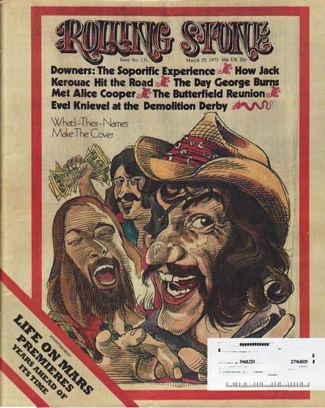rolling stone dr hook