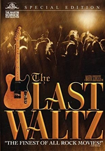 The Last Waltz DVD Cover