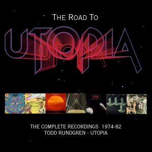 The Road to Utopia Album Cover