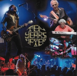 The New Ten Years After Lineup Wows the Sellersville Theater