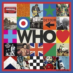 The Who WHO Album Cover