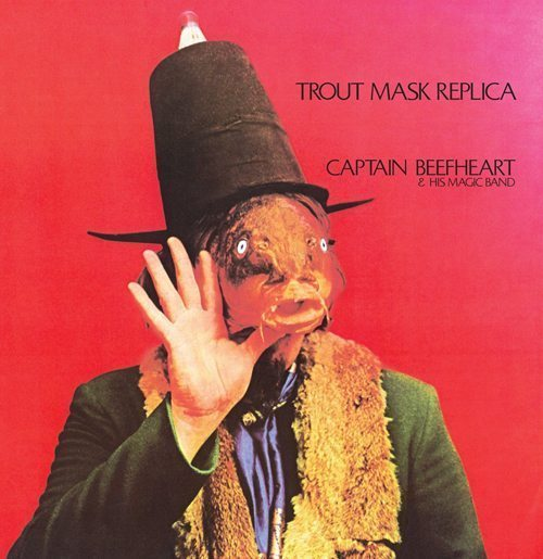 Trout Mask cover