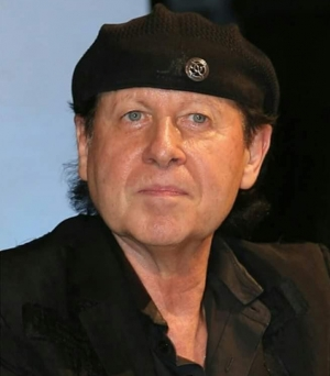 "T. Morgan Podcast — ""The Klaus Meine Interview"""